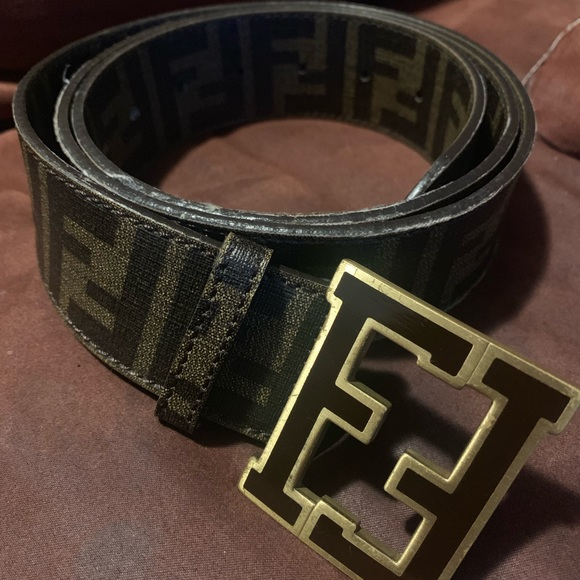 Fendi Other - Men's Fendi Belt Rare
